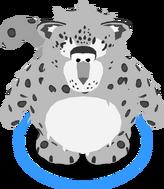 Snow Leopard Costume ingame