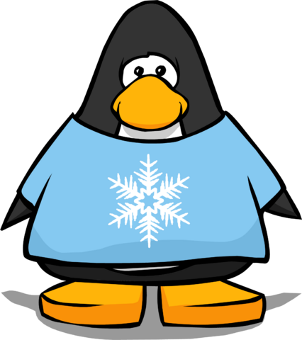 File:Snowflake T-Shirt from a Player Card.png