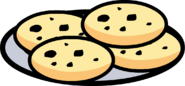 Medieval Party 2009 Ski Lodge Cookies