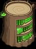 Stump Bookcase sprite 060