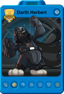 Darth Herbert Player Card