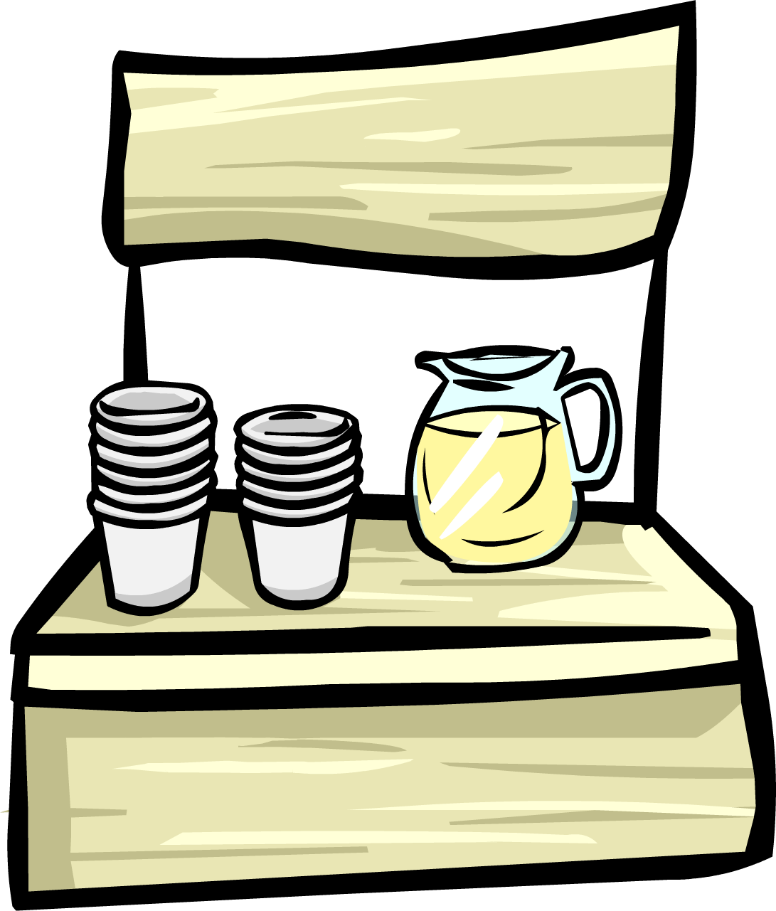 Lemonade Club Penguin Wiki Fandom Powered By Wikia
