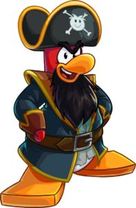 Pirate Party 2014 crabfight dialogue Rockhopper
