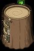 Stump Bookcase sprite 036