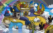 Medieval Party 2012 Sky Kingdom all gems