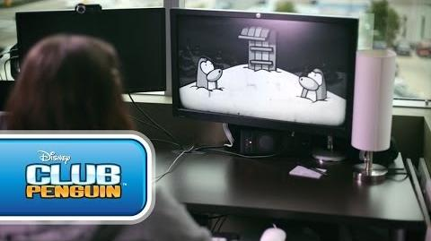 Club Penguin - ZOMG ZOMBIE PENGUINS!-0