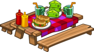 CPI Party Forest table