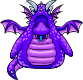 Purple Dragon Costume icon