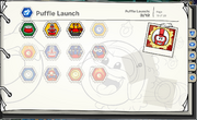 Stampbook Puffle Launch 3of12