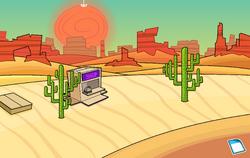 April Fools' Party 2012 Desert Dimension