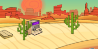 Desert Dimension