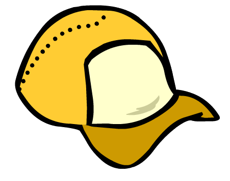 File:Yellow Ball Cap clothing icon ID 1038.png