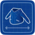 Blueprint Hooded Jacket icon