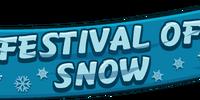 Snow Sculpture Showcases