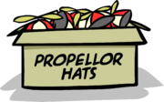 Box of Propellor Hats