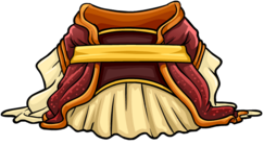 Fire Kimono clothing icon ID 4447