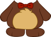 Teddy Bear Costume icon