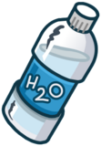 Bottle of H20