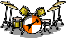 Dynamic Drums sprite 001