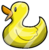 Rubber Ducky Pin icon