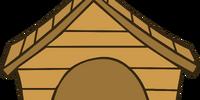 Brown Puffle House (ID 205)