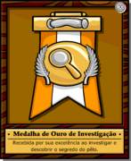 Mission 5 Medal full award pt