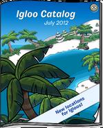 Igloo Upgrades July 26 2012