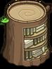 Stump Bookcase sprite 065