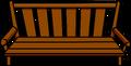 Wood Bench furniture icon ID 146