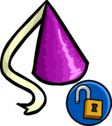 Amethyst Hat unlockable icon