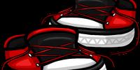 Untied Sneakers