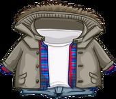 Outdoorsy Jacket clothing icon ID 4806