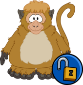 Monkey Costume icon