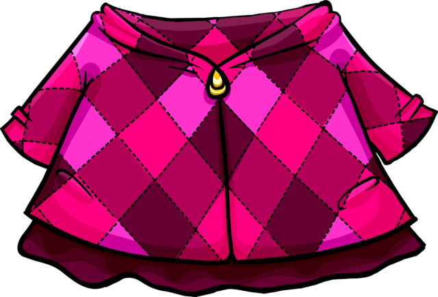 File:Pink Quilted Coat.png