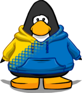 Blue Blend Hoodie PC