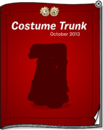 Costume Trunk October 2013 cover