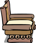Bamboo Chair sprite 007
