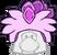 Stegosaurus Puffle Cap icon