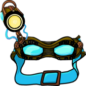 Ghost Goggles Icon 2083