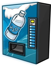 H20 Vending Machine