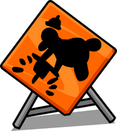 Construction Sign sprite 002