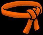 Orange Ninja Belt icon