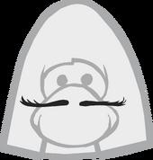 Thin Mustache icon