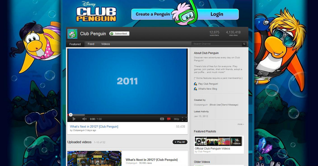 File:Club Penguin YouTube Page 2011.png