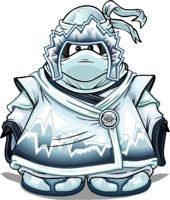 Snow Ninja Player Card