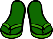 GreenSandals