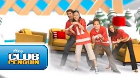 Club Penguin- Game Day! - Nintendo Wii™