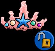 Coral Crown unlockable icon
