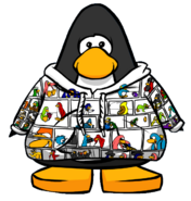 Waddle On Hoodie from a Player Card