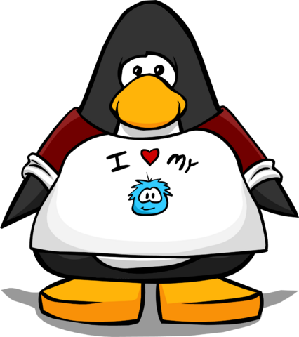 File:I Love My Puffle T-Shirt on a Player Card.png